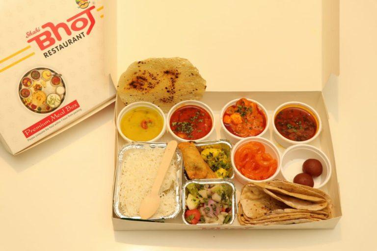 Shahi Bhoj Take Away Meal